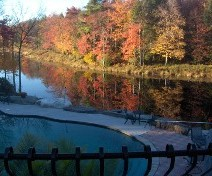 Lakefront Poolside, Private Lake Community in Gouldsboro, PA